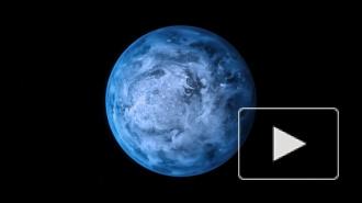 Астрономы нашли планету, где идет дождь из стекла