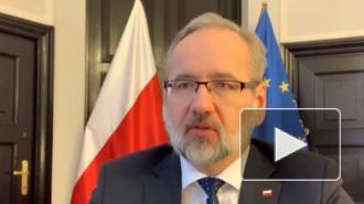Польша будет требовать отрицательный тест на COVID-19 при въезде в страну на всех границах