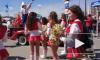 Горячее видео из Тюмени: полуголые девушки возглавили первомайское шествие