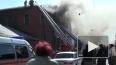 Пожар на Розенштейна, 8 уничтожил два этажа Института ...