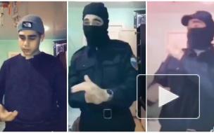 Студент-тиктокер отчислился из полицейского колледжа в Петербурге