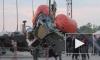В Петербурге подняли из Финского залива вертолет, упавший 19 сентября