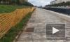 Ремонтные работы по обустройству набережной реки Смоленки продлили на месяц