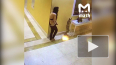 Полуголая проститутка разгромила элитный отель в Москва-...