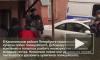 Парочка родственников-дебоширов разгромила авто и ударила полицейского по голове