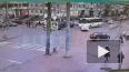 Видео: на пересечении Звёздной и Космонавтов такси ...
