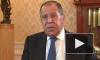 Лавров заявил, что Россия и Китай не планируют создание военного союза