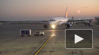 Первый самолет с эвакуированными из Китая россиянами прибыл в Тюмень