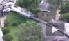 Видео из США: Во Флориде на жилой дом рухнул башенный кран
