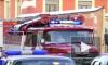 В Петербурге ночью сгорели шесть автомобилей