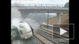 Шокирующее видео крушения поезда в Испании попало ...