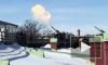 В Петербурге произвели выстрел из пушки в память о жертвах в Кемерове