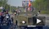 На Дороге Жизни прошел ежегодный мото-автопробег в честь Дня Победы