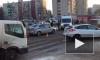 В Петербурге на перекрестке сбили двоих пешеходов