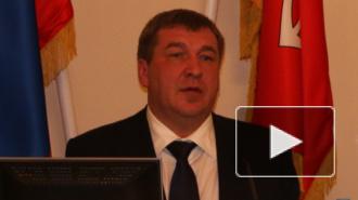 Стало известно, в каком дворе будет убирать снег вице-губернатор Петербурга Игорь Албин