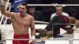 Владимир Кличко защитил все пояса, нокаутировав Алекса ...