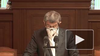 """Премьер Чехии призвал """"успокоить разогретые эмоциями"""" отношения c РФ"""