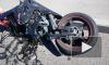 На Октябрьской набережной мотоцикл и пилота разорвало на куски в страшном ДТП