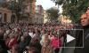 Акция памяти жертв блокады Ленинграда прошла в Соляном переулке