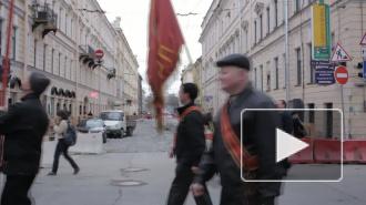 """Первомай - кого хочешь выбирай. Митинг """"Другой России"""", коммунистов и националистов"""