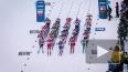 """Большунов выиграл лыжную гонку преследования """"Тур ..."""