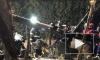 Очевидец снял на видео падение военного вертолета в Стамбуле