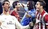 Атлетико - Реал 3:1. Обзор матча