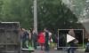 В сети появилось видео последствий аварии с маршруткой в Балашихе, в которой пострадали 13 человек