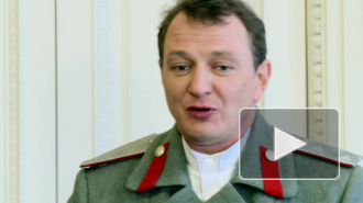 Башаров сыграл Керенского: Мне сказали, я на него похож