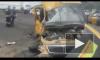На Ставрополье мусоровоз столкнулся с маршруткой: три пассажира погибли