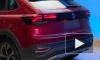 Volkswagen представил новый кроссовер Nivus