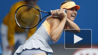 Шарапова прошла на итоговый турнир WTA