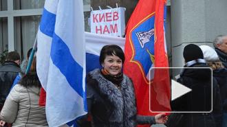 Новости Крыма: парламент республики принял решение о вступлении в РФ
