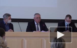 В Выборге состоялось очередное заседание совета депутатов