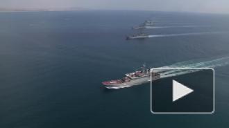 Черноморский флот выследил и готов перехватить флагман ВМС США в Черном море