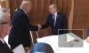 Появилось видео: Трамп дружески приобнял Путина на саммите G20