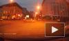 В сети появилось страшное видео наезда на девушку в Саратове