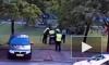 Полицейские жестоко избили нарушителя ПДД после погони. Инцидент сняла камера наблюдения