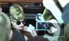 Видео: Леди Гага в коротком платье и окоченевшие петербургские фанаты