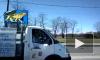 В Петербурге проходит автопробег в защиту Навального