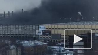 Очевидцы: произошло возгорание на Кировском заводе