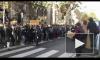 Парижские школьники продолжают шуметь на улицах