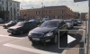 В Петербурге водитель ударил пешехода из-за замечания о манере вождения