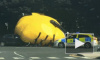 Полиция Дублина расстреляла гигантского миньона, который заблокировал трассу и крушил все вокруг