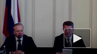 Хабиров заявил, что решение об объединении УГАТУ и БашГУ принято