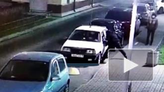Конфликт из-за громкой музыки в машине на Адмирала Черокова попал на видео