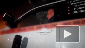 """""""Паркмен"""" Константин Алтухов на Профсоюзной улице почти сутки просидел в машине, погруженной на эвакуатор, это сняли на видео"""