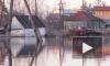 В Барнауле Обь вышла из берегов, наводнение выгнало из домов больше сотни человек