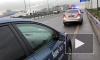 В центре Петербурга задержали пьяного таксиста без прав
