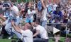 Фанаты Зенита пощадили Новую Голландию